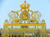 Versailles castle - Golden regal