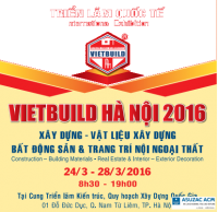 VietBuild Exhibition 2016 Ha Noi | ASUZAC ACM
