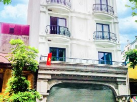 Ha Noi Project - Balcony and Gate