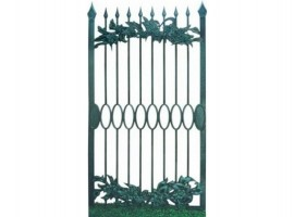 Garden Flower - Small gate