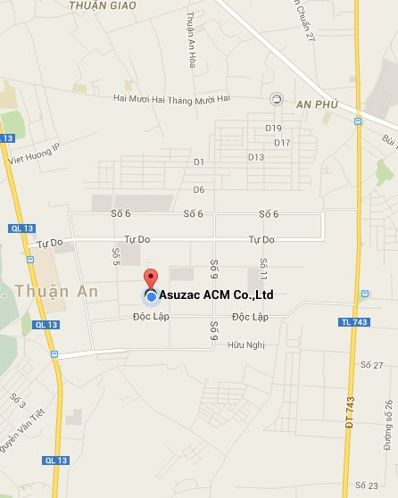 acm company map